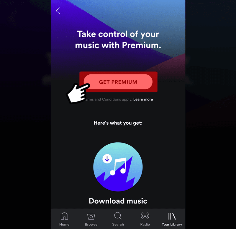 how-to-upgrade-to-spotify-premium-on-app_4