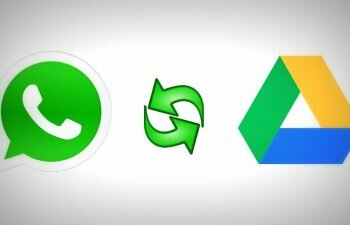 How To Add Another Google Drive Account in WhatsApp